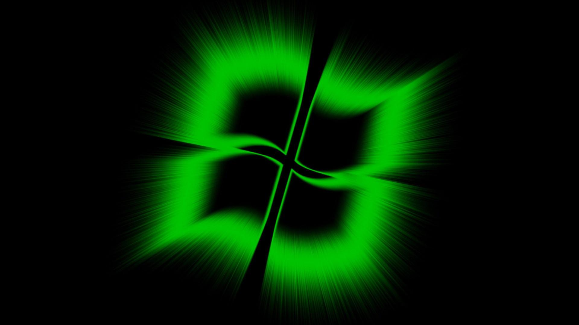 windows 7 verde | Windows Ice